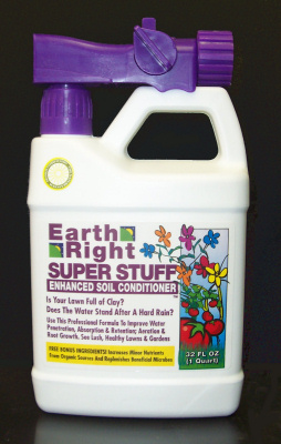 QT EARTH RIGHT SUPER STUFF RTU